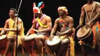 African folk music in Prague/CZ  2010