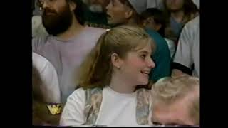 Triple H vs Jobber Sonny Rodgers WWF Superstars 1995
