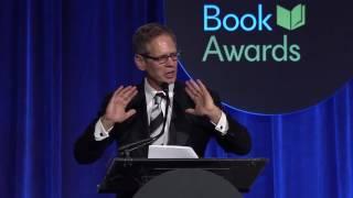 2016 National Book Awards - David Steinberger (Full)