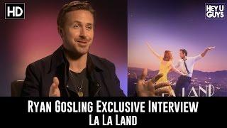 Ryan Gosling Exclusive Interview  La La Land