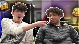 FREAKIEST THING YOU'VE EVER DONE 😳💦 | PUBLIC INTERVIEW (HIGH SCHOOL EDITION)