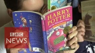 The Man Who Discovered Harry Potter - BBC News