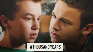 jude & connor | a thousand years