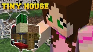 Minecraft: TINY HOUSES (MINI HOUSES, SLIDES, SWINGS, & SLIDES!) Custom Command by PopularMMOs