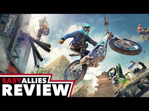 Trials Rising - Easy Allies Review