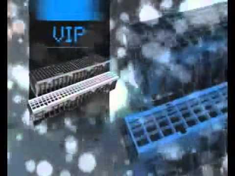 Promotionvideo på afløbsrender fra MUFLE® (UK)