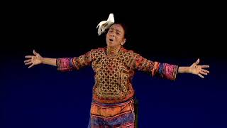 """Through the Gate of Aden"" written &  performed by Margalit Oved (Disney Hall, 2007 / Premiere 1965)"