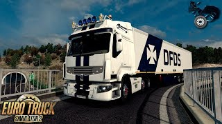Download ETS2 1 32 - Promods 2 31 - Renault Premium (EVR