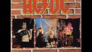 AC/DC - Rocker - Live - Ultra Rare
