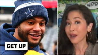 The Cowboys should pay Dak Prescott and look for value elsewhere - Mina Kimes | Get Up