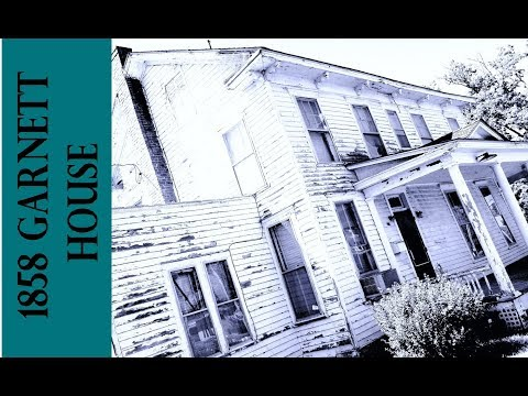 Haunting History explores The 1858 Garnett House Hotel - Part One