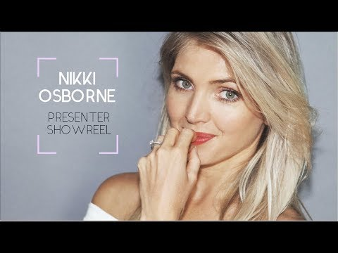 Nikki Osborne Showreel