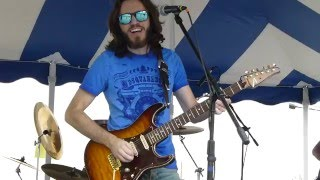 Eric Steckel - Empty Promises/Outlaw - 5/7/16 Blues Brews & BBQ - Chambersburg, PA