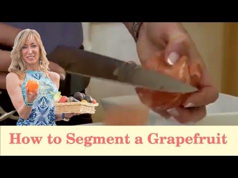 Segment a Grapefruit