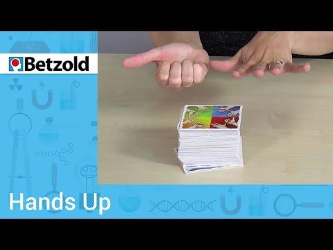 Hands Up – Der Spielspaß für Groß & Klein   Betzold