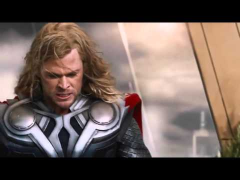 Thor - Fight Moves Compilation