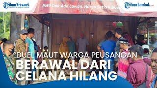 Gara-gara Menanyakan Celana yang Hilang, 2 Pria di Bireuen Aceh Duel hingga 1 Nyawa Melayang