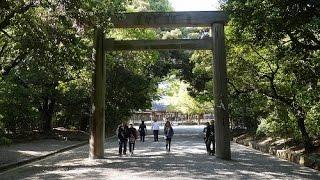 「熱田神宮」愛知県観光草薙の剣!神器の力が大地に宿る!