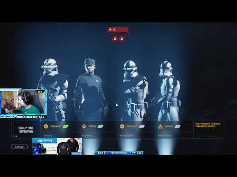 Shroud 39 Kill Game - Star Wars Battlefront II
