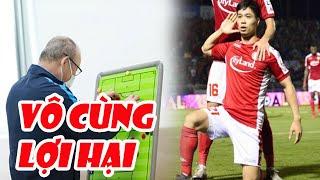 """Công Phượng Thăng Hoa ĐT Việt Nam """"VÔ CÙNG LỢI HẠI"""" Ở AFF Cup 2020 Và Vòng Loại WC 2022"""