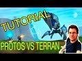 TUTORIAL PROTOS VS TERRAN STARCRAFT 2 ESPAÑOL 2017