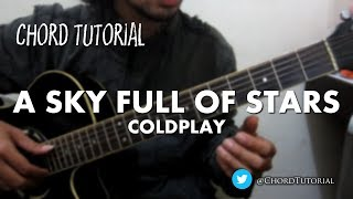 Gambar cover A Sky Full of Stars - Coldplay (CHORD)