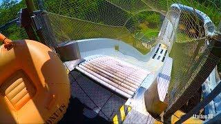 [4K] Disney Water Coaster POV - Disney