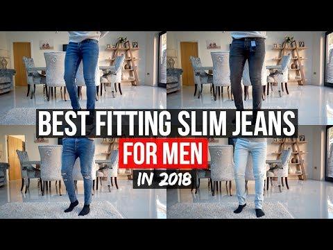 Best Fitting Slim Jeans For Men In 2018 (Jack&Jones, Only&Sons, Bershka, Pull&Bear)