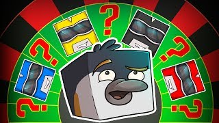 Minecraft   POWER RANGERS MOVIE CHALLENGE - Morph Roulette! (Power Rangers)