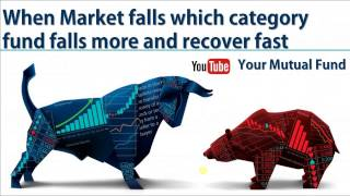 When Stock market falls what will happen for Mutual funds