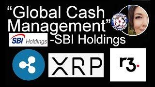 SBI Holdings Financials Ripple, XRP, SBIVC Trade, MoneyTap, R3, Liquidity / MoneyGram