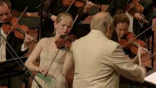 Triin Ruubel and Philips Symphony orchestra - F. Mendelssohn Violin Concerto in E minor