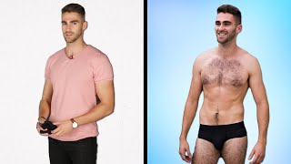 Men Get Styled In Their Perfect Underwear