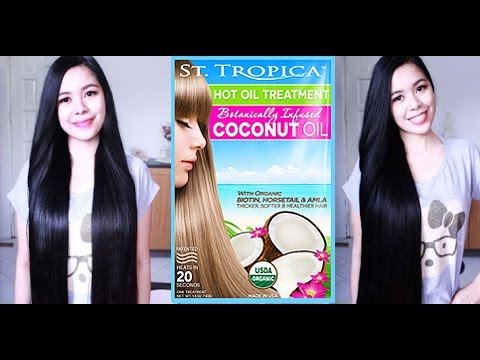 Hair Mask na may oak aw-aw at nettles review