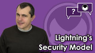 Bitcoin Q&A: Lightning's security model