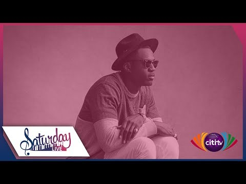 Joey B performs Tonga and Sweetie Pie on Saturday Live (Palmwine version)
