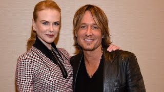 EXCLUSIVE: Keith Urban Candidly Reveals How Wife Nicole Kidman Influenced His New Album