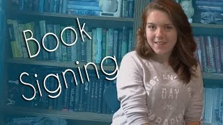 How to Arrange a Book Signing