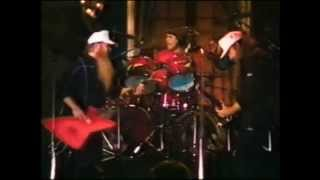 ZZ TOP   TUSH LIVE 1975 HQ