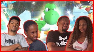 CLUTCH LAST SECOND GOAL!! - Mario Sports Mix Hockey Gameplay Wii U Gameplay