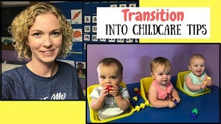 How to settle a child into Daycare!