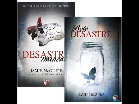 Livros fantásticos - Belo desastre + Desastre iminente (Jamie McGuire)