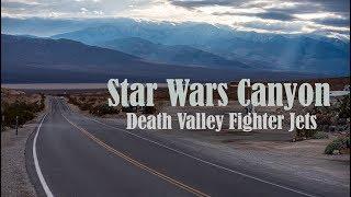 Star Wars Canyon 2019 - Jedi Transition (4K) - Death Valley Jets