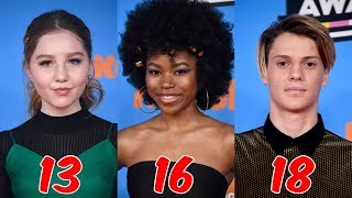 Henry Danger Cast From Youngest to Oldest 2018 ❤ Curious TV ❤