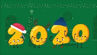 Happy New Year! 2020 -ANIMATION-
