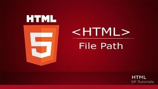 File Paths in HTML-Absolute and Relative Paths [Part-21]