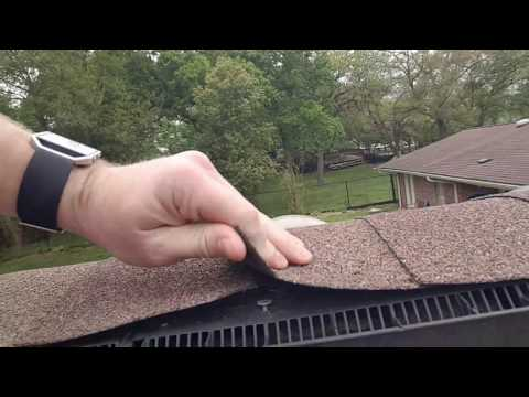 What Your Roof Should NOT Look Like!