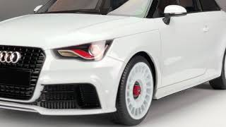 DNA Collectibles Audi A1 Quattro