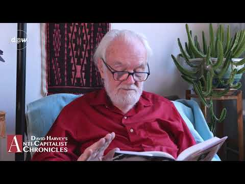 Poetry for Our Times of Ecstasy & Horror- David Harvey