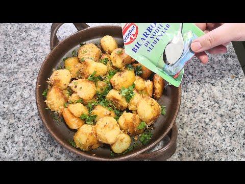 0 Cartofi prăjiți cu usturoi și rozmarin